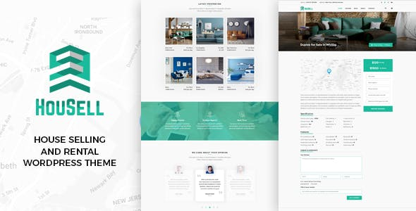 Property Selling Templates from ThemeForest