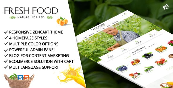 Zen Cart Themes Templates from ThemeForest