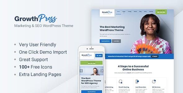 Lead Generation WordPress Themes from ThemeForest