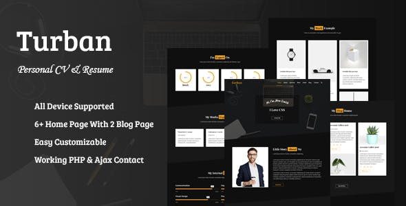 Information Technology HTML Website Templates From ThemeForest Page 2