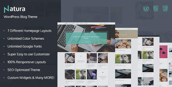 magazine blog like layout templates from themeforest
