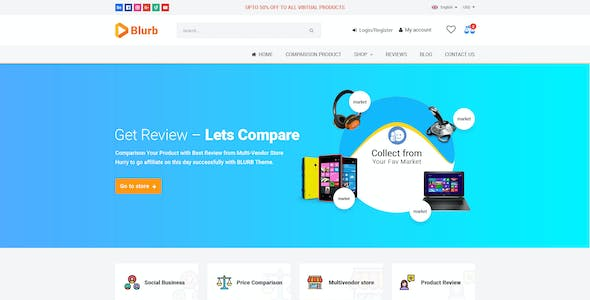 Affiliate Marketing Website Templates From ThemeForest