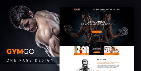 Weight Lifting Templates From ThemeForest