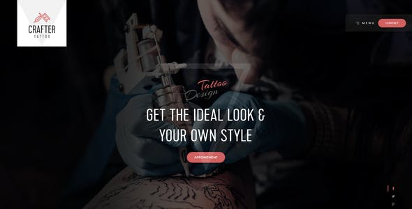 inked creative psd templates from themeforest