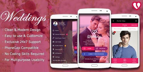 Dating website templates themeforest