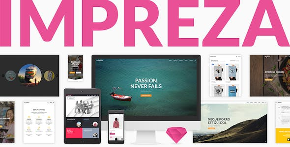 Impreza – Multi-Purpose WordPress Theme nulled theme download