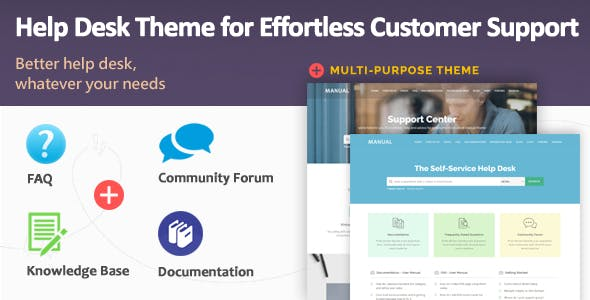 Top 10 Documentation Nulled Themes 2019 Free Download