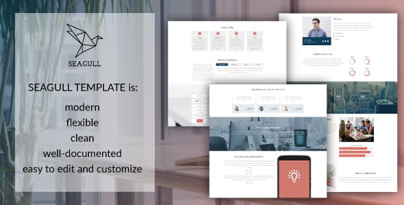 aesthetic templates from themeforest