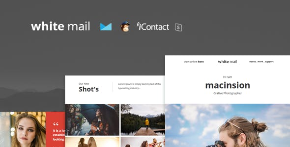 Icontact Templates from ThemeForest