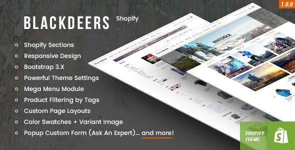 Popup Newsletter Templates From ThemeForest - Bootstrap newsletter template