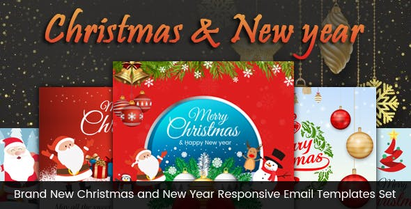 Best Christmas Newsletter Templates From Themeforest
