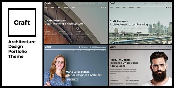 Top 10 Design portfolio Nulled Themes 2019 Free Download