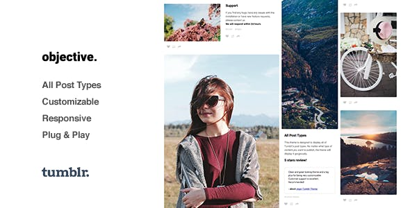 gallery tumblr theme templates from themeforest