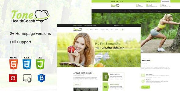 diet html website templates from themeforest