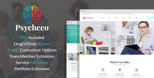 Group company website website templates from themeforest 90 group company website items psycheco therapy counseling wordpress theme maxwellsz