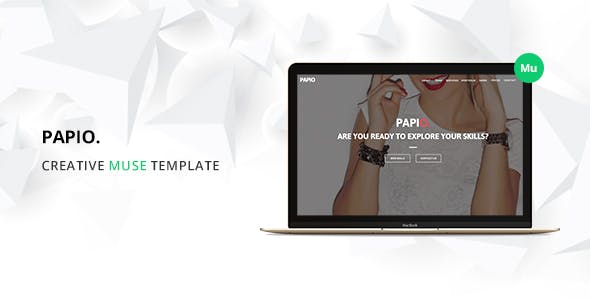 scroll design templates from themeforest