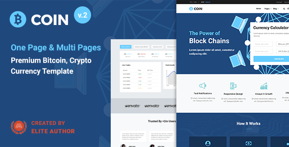 Multi Step Form Website Templates from ThemeForest