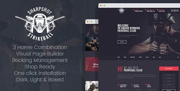 Clan Templates from ThemeForest