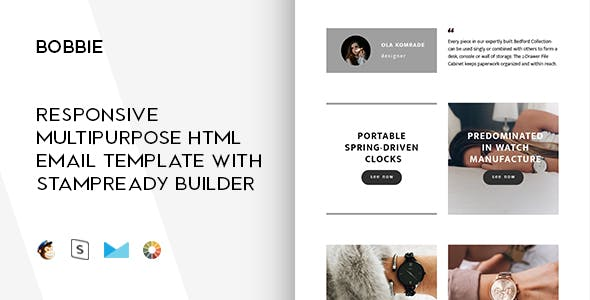 Icontact Email Templates from ThemeForest