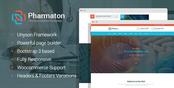 science lab templates from themeforest