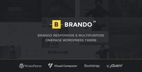 Image result for 9. Brando wordpress theme