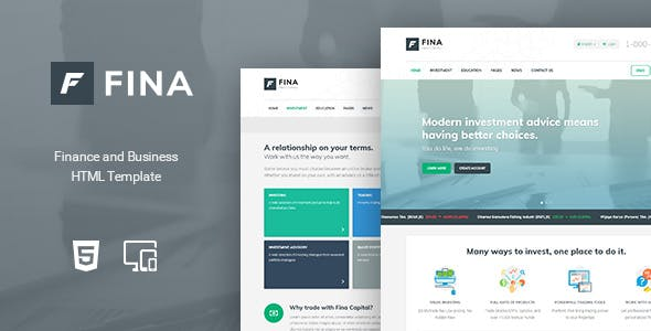 Forex Template Website Templates From Themeforest