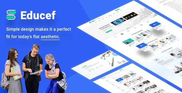 Learn Sketch App Template from ThemeForest