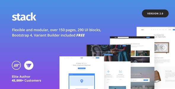 Top 10 Marketing Nulled Themes 2019 Free Download