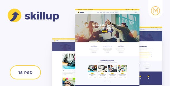 teacher website templates from themeforest