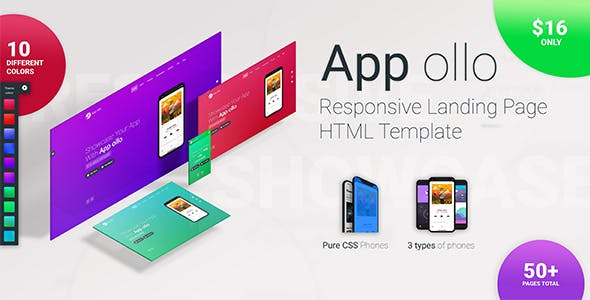 Mobile Game Templates from ThemeForest