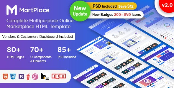 Top 10 Digital product Nulled Themes 2019 Free Download
