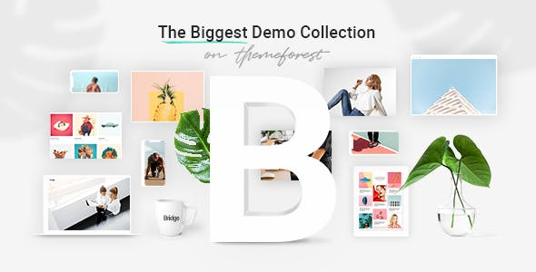 Bridge - Creative Multi-Purpose WordPress Theme nulled theme download