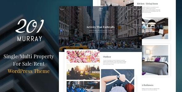 Condominium WordPress Themes from ThemeForest on