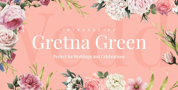 Wordpress Wedding Themes From Themeforest