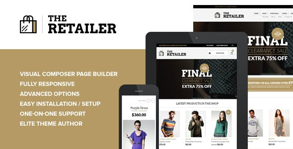 Top 10 Online store Nulled Themes 2019 Free Download