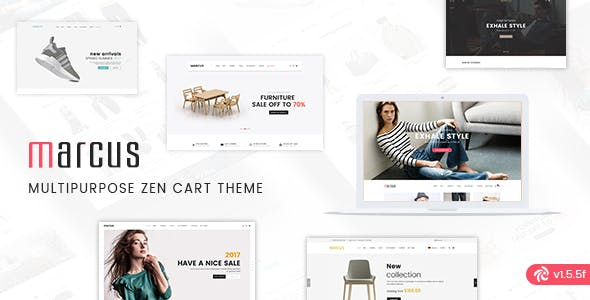 Zen Cart Themes Templates From ThemeForest