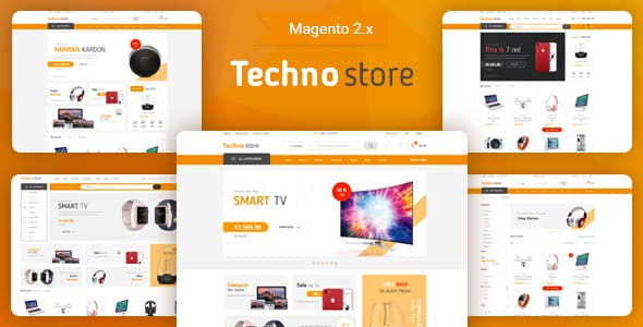 2018\'s Newest Premium Magento from ThemeForest