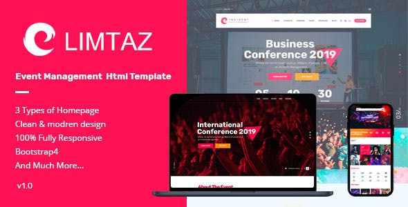 Speakers HTML Templates For Events from ThemeForest