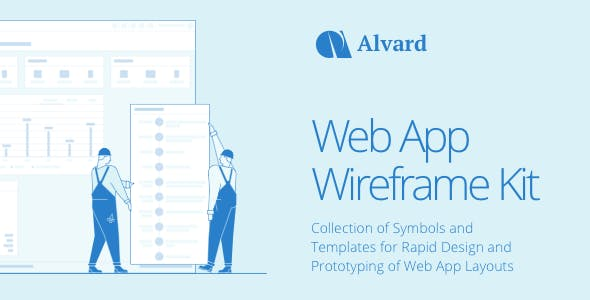 Wireframe Templates From Themeforest