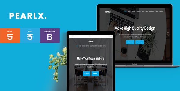 Mobile Responsive Templates from ThemeForest
