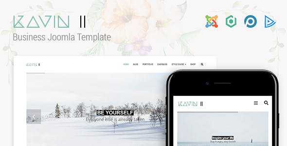 Content Writing Agency Website Templates from ThemeForest