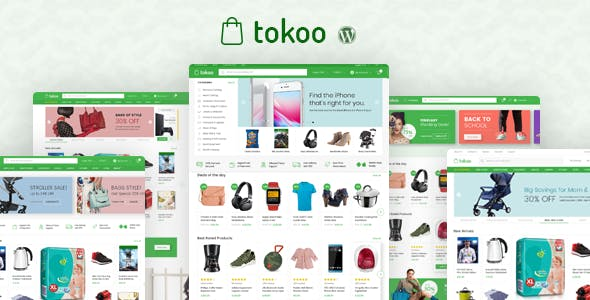 Amazon Like Templates From ThemeForest