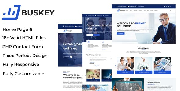 Team Templates from ThemeForest