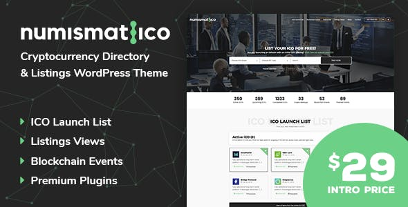 Professional Corporate WordPress Themes from ThemeForest