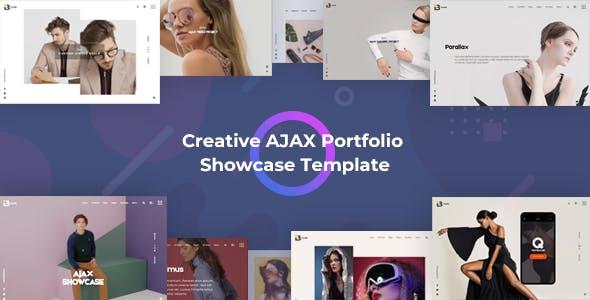 Fashion Designer Portfolio Website Templates From ThemeForest
