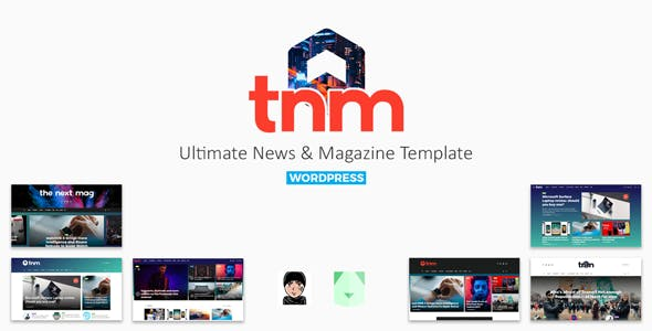 Responsive WordPress Themes from ThemeForest