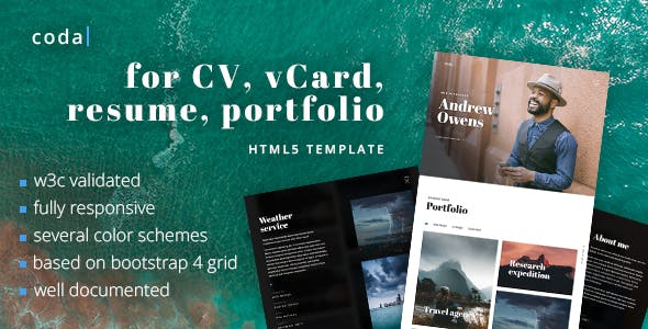 4 page brochure template.html