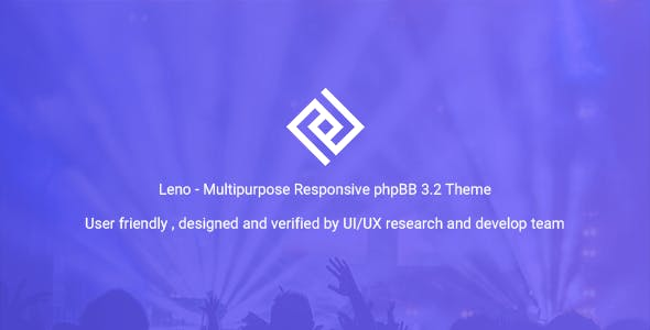 Leno - Multipurpose Responsive phpBB 3.2 Theme nulled theme download