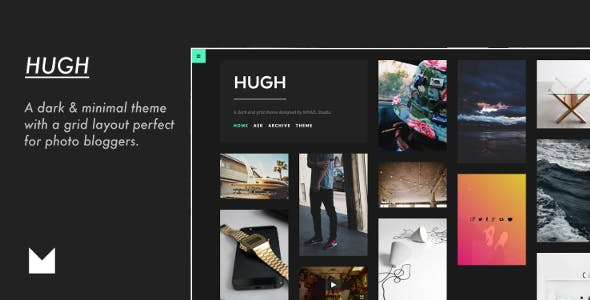 tumblr themes from themeforest