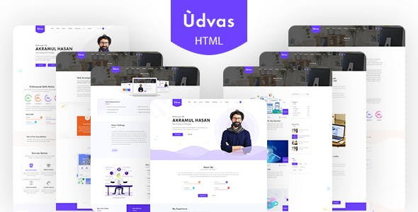 personal website templates free download html with css Free Download